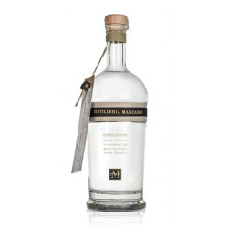 Grappa Espressioni Bianca 43° Distilleria Marzadro