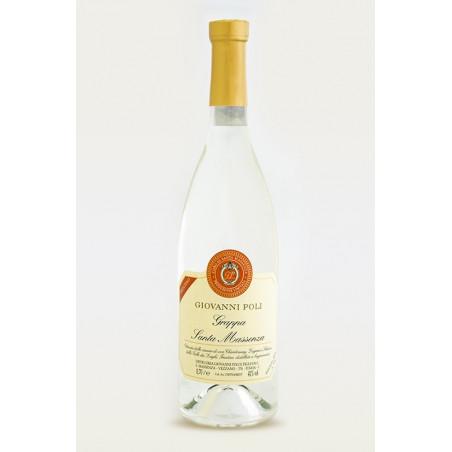Grappa Santa Massenza Distilleria Giovanni Poli