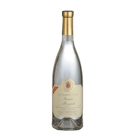 Grappa di Moscato Distilleria Giovanni Poli