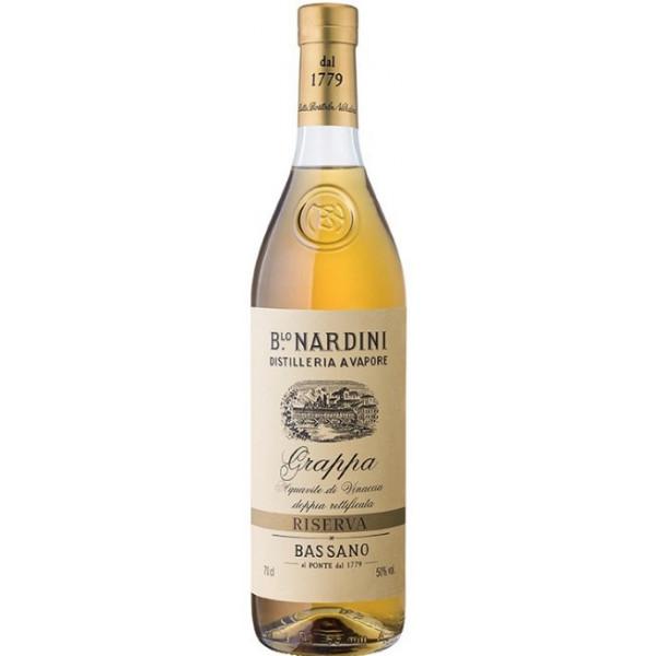 Grappa Nardini Acquavite Riserva 50 %  Bortolo Nardini