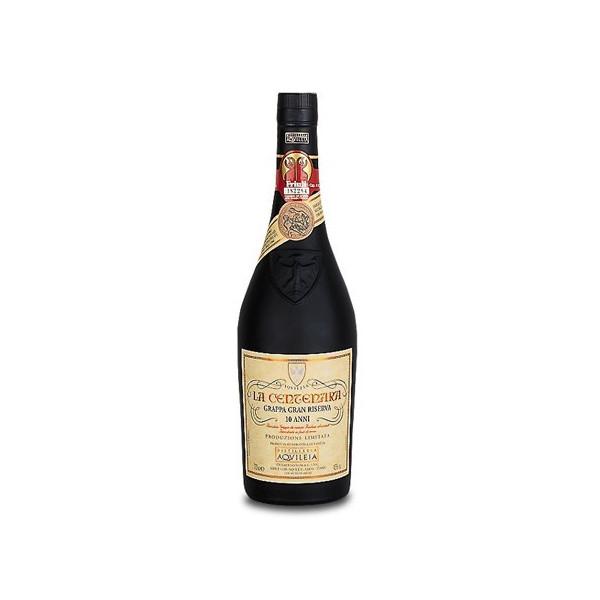 Grappa Gran Riserva 10 anni La Centenara Distilleria Aquileia