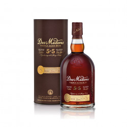 RON DOS MADERAS P.X. 5+5 AÑOS - 1 bottle 0,70l. - WILLIAMS & HUMBERT - m