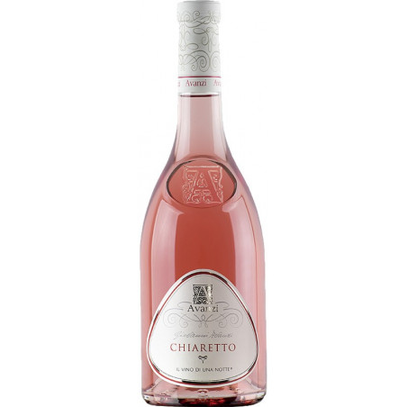 Rosé Wine Chiaretto Valtènesi Riviera del Garda Classico D.O.C. -Cantina Avanzi