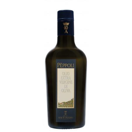 ( 6 Pezzi ) OLIO Extra Vergine d'Oliva Pèppoli  Antinori