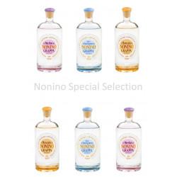 Confezione Speciale Selection  Nonino Distillatori